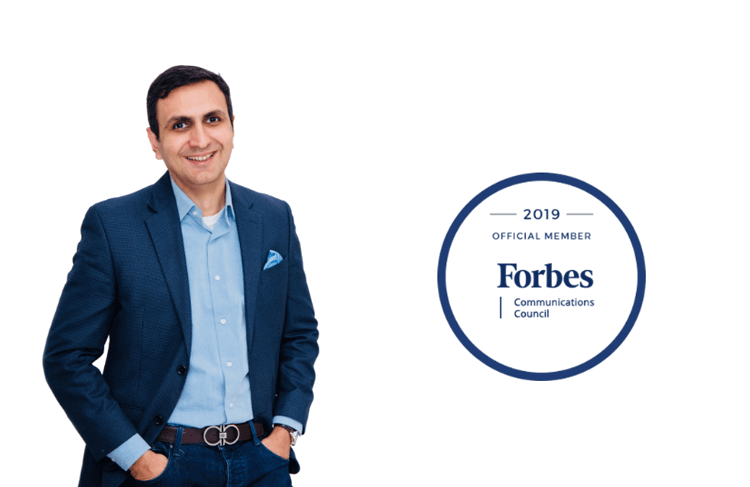 Tkxel's CEO Joins The Prestigious Forbes Technology Council